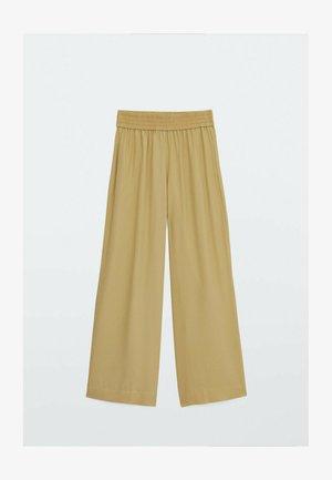 Pantalon classique - evergreen