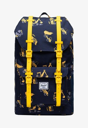 LITTLE AMERICA YOUTH - Rucksack - construction zone