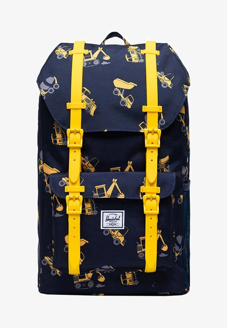 Herschel - LITTLE AMERICA YOUTH - Rucksack - construction zone