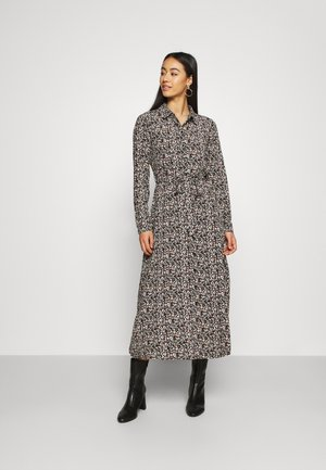 VMJORDIN DRESS - Shirt dress - black