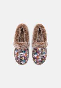 Skechers - TOO COZY - Pantoffels - multicolor - 5