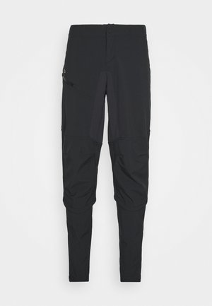 PANTS - Pantalons outdoor - black