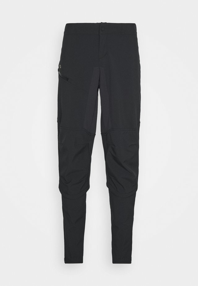PANTS - Outdoorbroeken - black