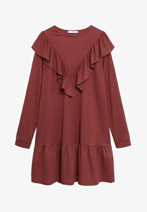 ADELINA - Day dress - roze