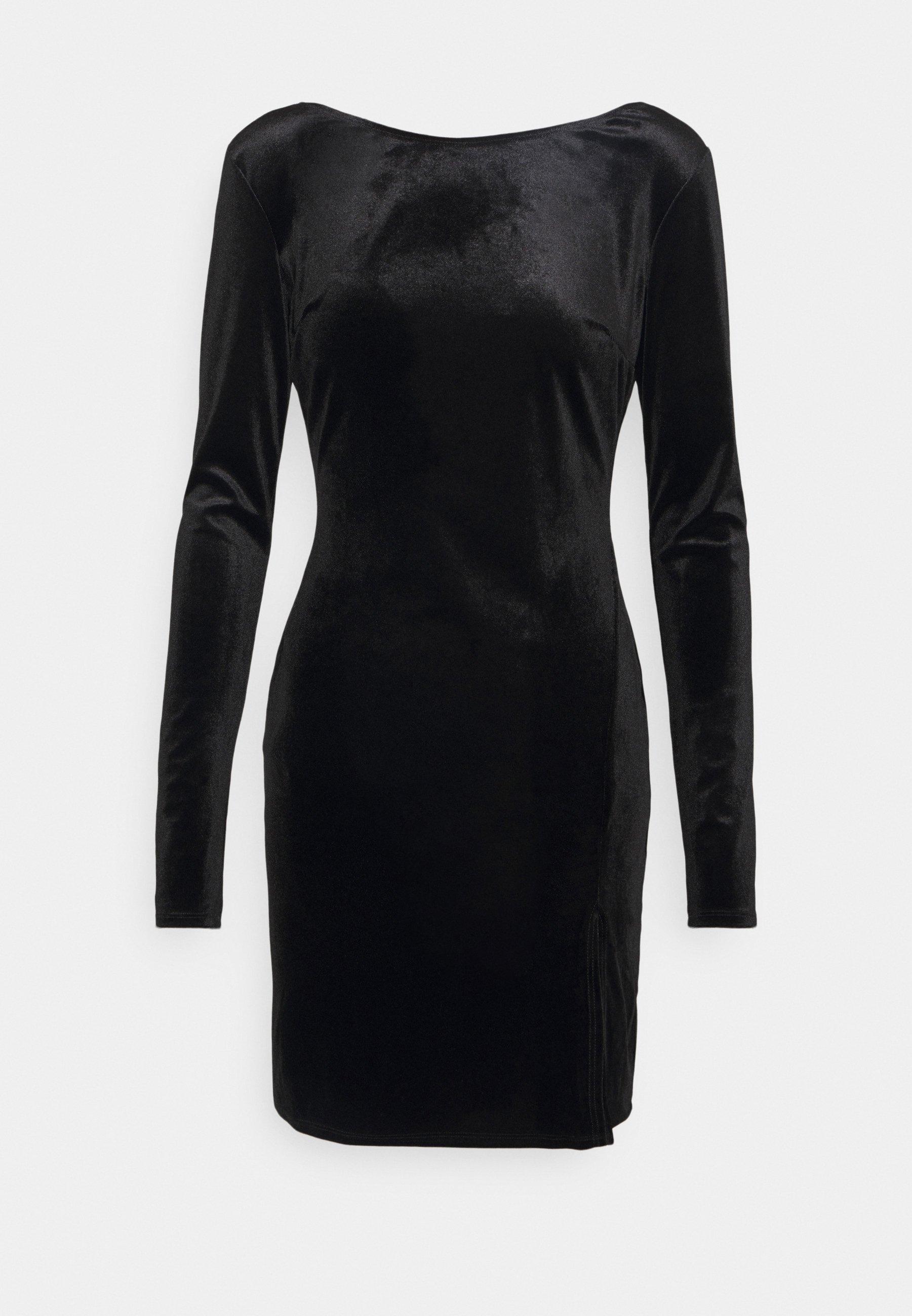 Women SPLIT DRESS - Shift dress