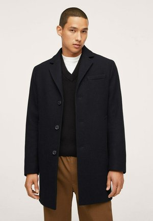 HAKE-I - Short coat - black