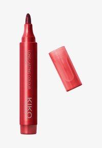 KIKO Milano - LONG LASTING COLOUR LIP MARKER - Lip liner - 105 true red - 0