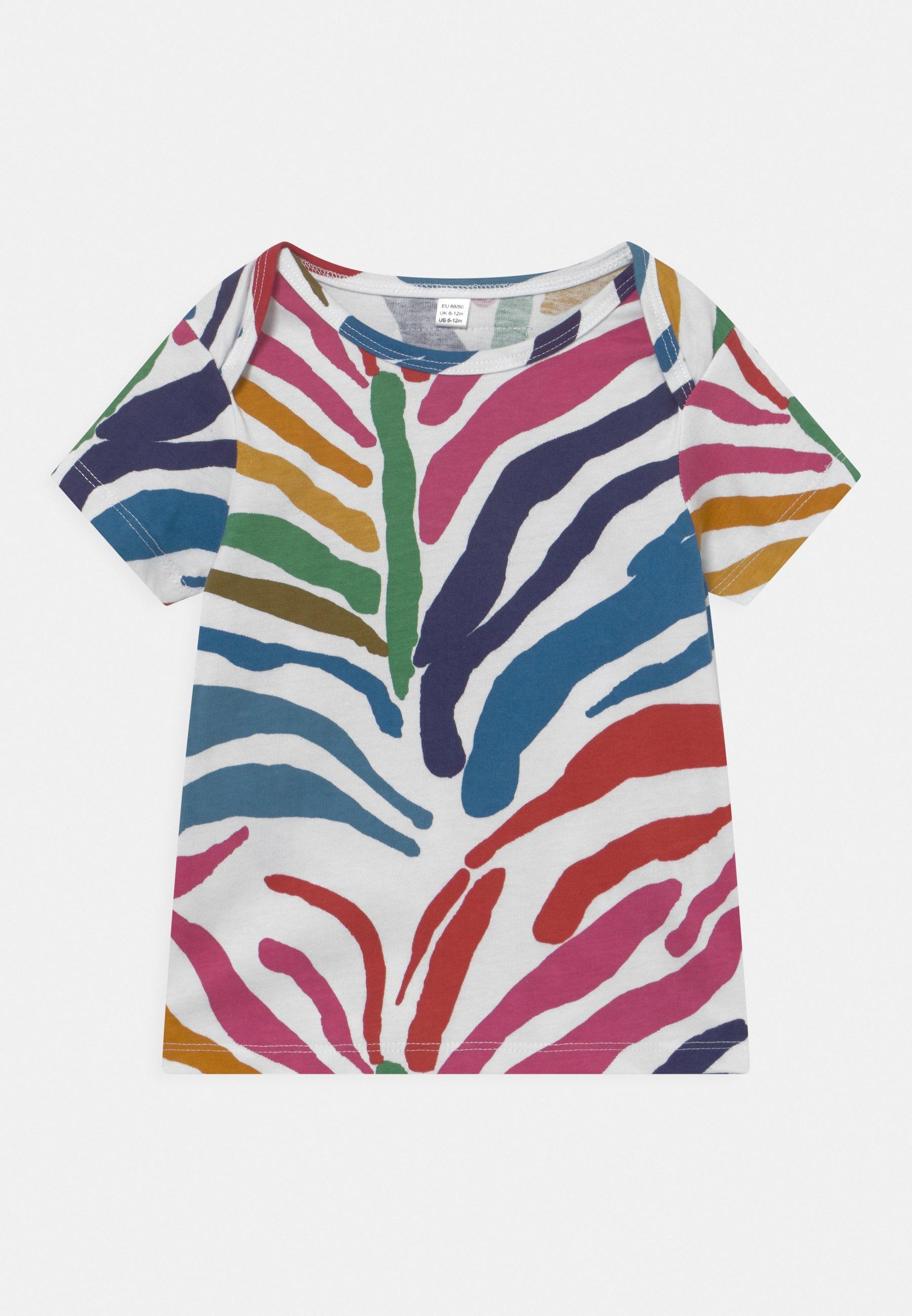 Kids BABIES ZEBRA TEE UNISEX - Print T-shirt