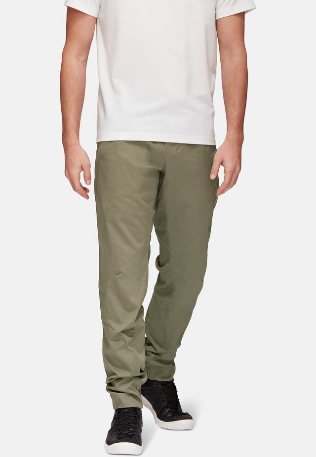 CAMIE - Trousers - grey