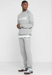 Hummel - Hoodie - grey melange - 1