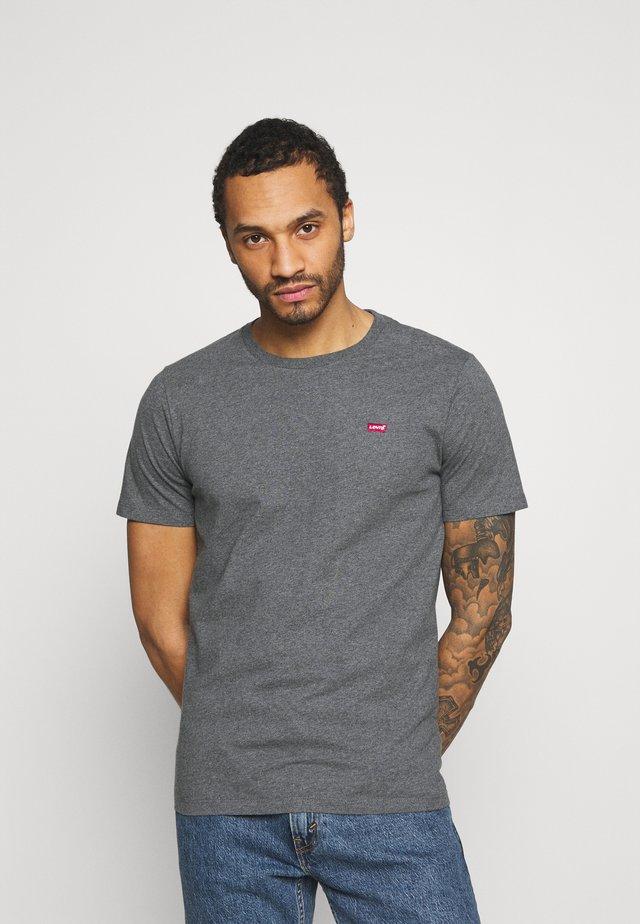 ORIGINAL TEE - Basic T-shirt - greys