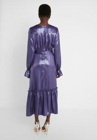 Three Floor - EXCLUSIVE DRESS - Vestido de cóctel - twilight purple/blue - 2