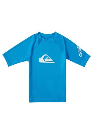 QUIKSILVER™ ALL TIME - KURZÄRMLIGER RASHGUARD MIT UPF 50 FÜR JUN - Vesta do vody - blithe
