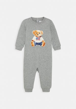 BEAR ONE PIECE COVERALL - Jumpsuit - andover heather