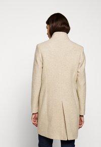 CLOSED - PORI - Short coat - clay - 2