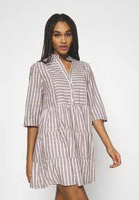 Trendyol - KAHVERENGI - Day dress - brown - 3