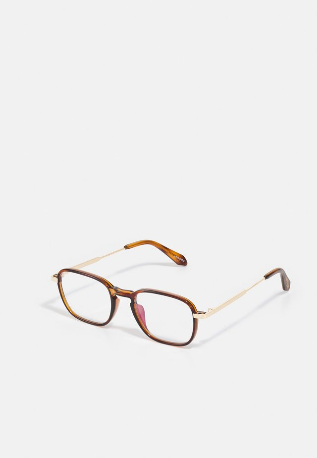 PANTO BLUE LIGHT - Accessorio - brown/gold-coloured