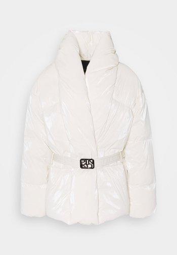 GABRIELE COAT - Winter jacket - white