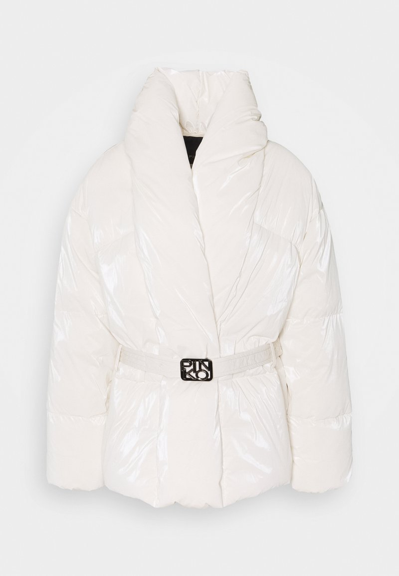 Pinko - GABRIELE COAT - Winterjas - white