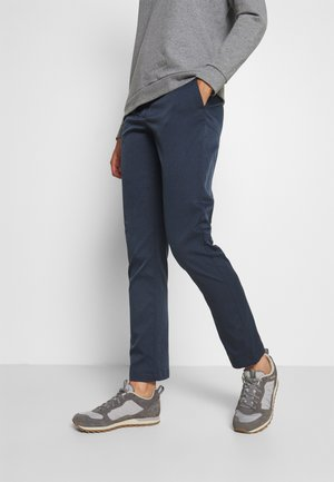 WINTER PANTS - Bukse - night blue