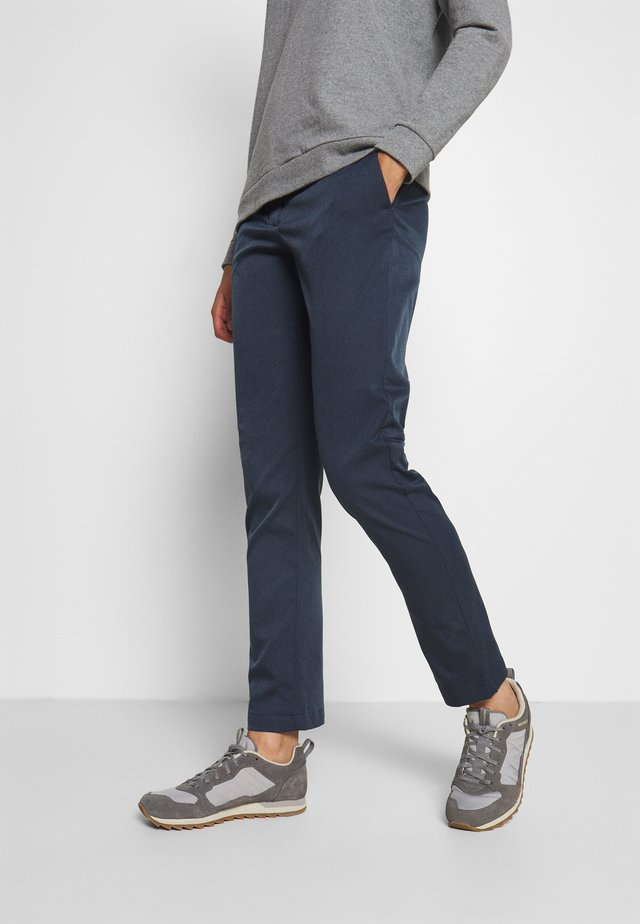 WINTER PANTS - Pantaloni - night blue
