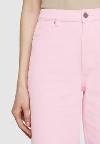 Olivia Rubin - LYNNIE - Straight leg jeans - lilac pink ombre - 5