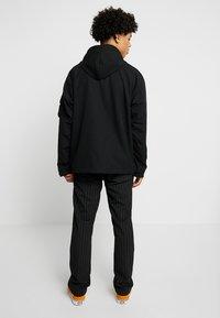 Carhartt WIP - ELMWOOD JACKET - Summer jacket - black - 2