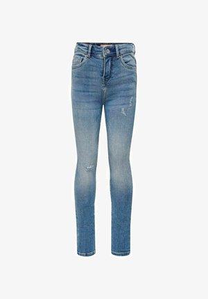 KONPAOLA LIFE HW - Jeans Skinny Fit - light blue denim