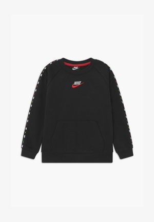 MICRO CREW UNISEX - Sweater - black