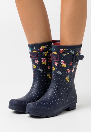 MOLLY WELLY - Wellies - navy blossom