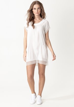 MARSHA - Day dress - white