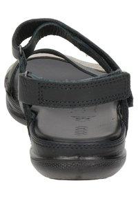 ECCO - Sandały trekkingowe - zwart - 4