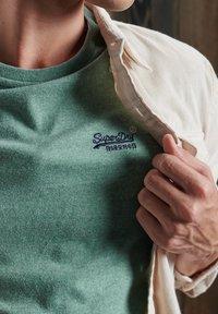 Superdry - OL VINTAGE EMB  - T-shirt - bas - speed - 1