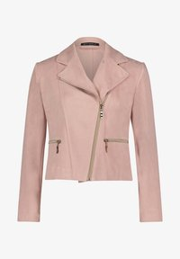 Betty Barclay - Faux leather jacket - altrosa - 3