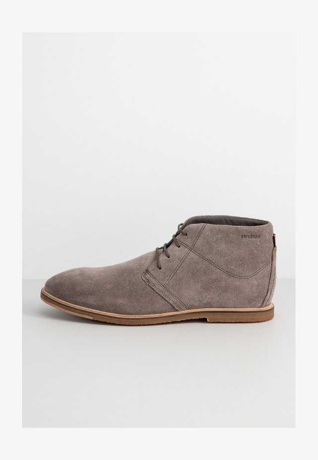 HOWARD  - Lace-ups - grey
