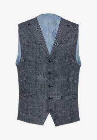 Carl Gross - Waistcoat - blue - 0