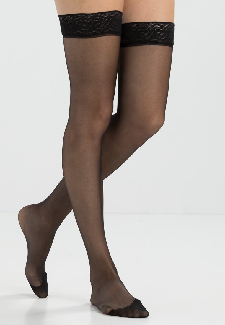 Pretty Polly - Over-the-knee socks - black
