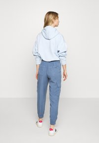 American Eagle - Cargo trousers - blue - 2