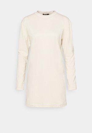 BASIC DRESS  - Žerzejové šaty - stone