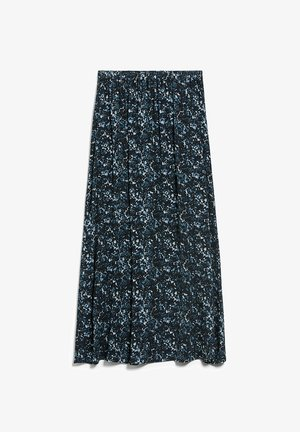 Maxi skirt - deep lake