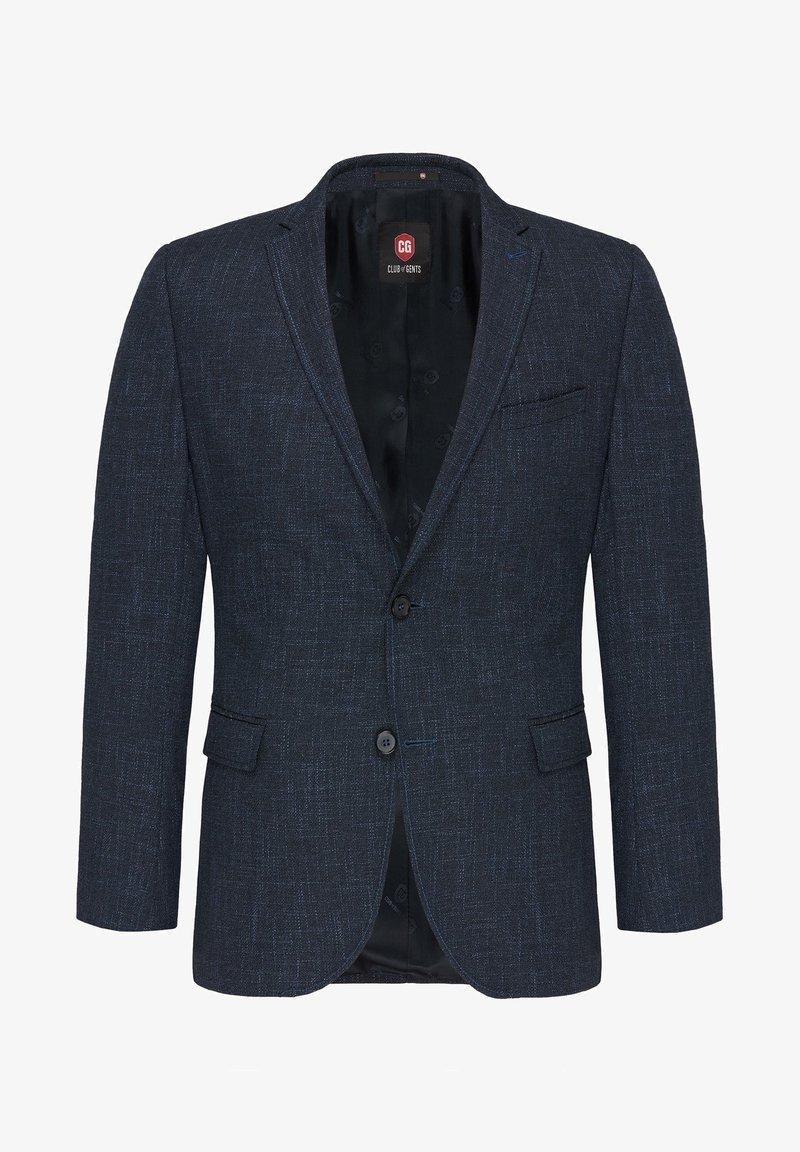 CG – Club of Gents - ASTON - Blazer jacket - blue-mottled