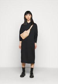 Noisy May Petite - NMHELENE DRESS - Day dress - black - 1