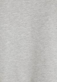 NU-IN - CROPPED HOODIE - Sweatshirt - grey marl - 5