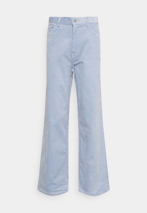LASHES TROUSERS - Trousers - light blue