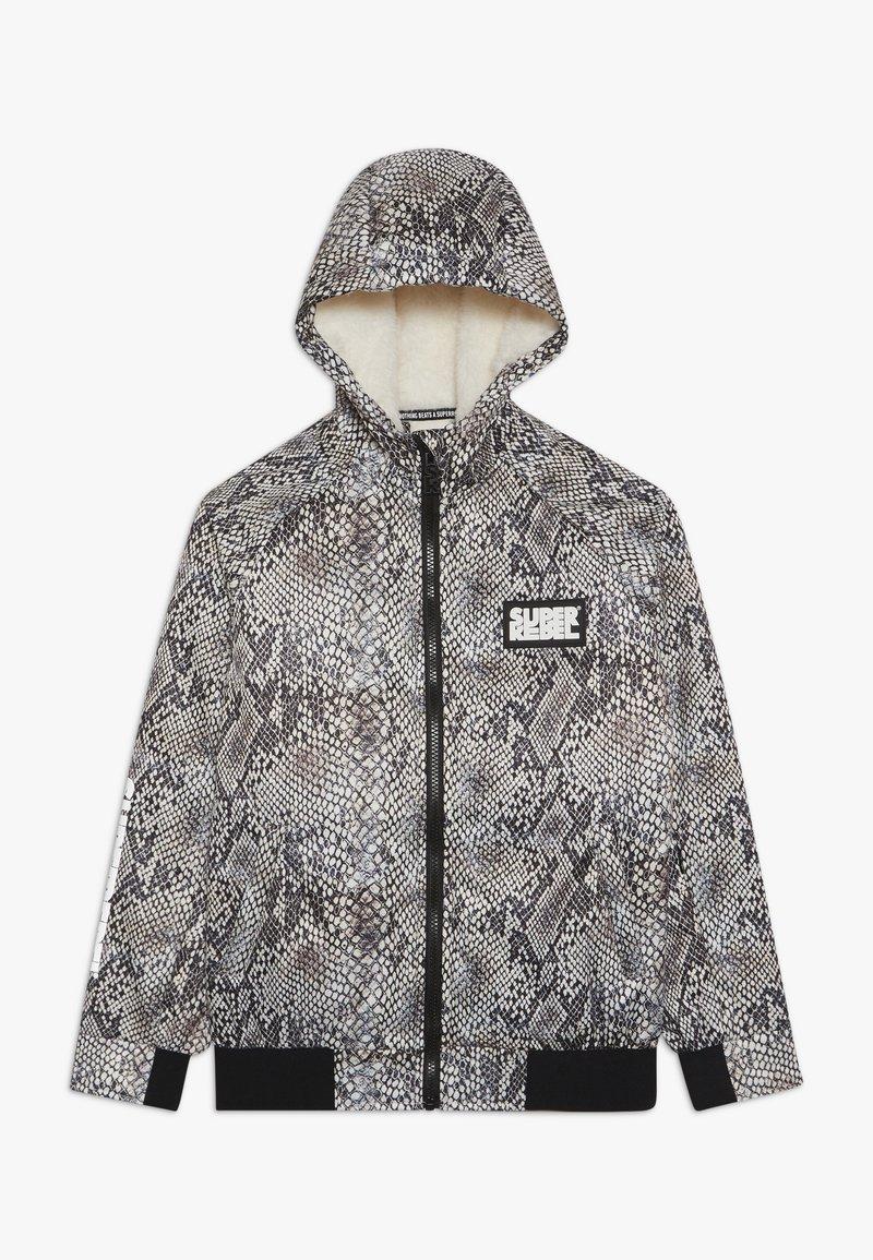SuperRebel - GIRLS THIN JACKET - Snowboard jacket - beige