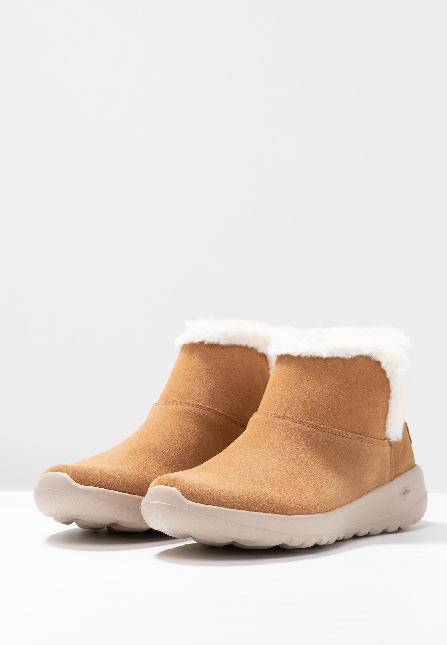 Skechers ON THE GO JOY Ankle Boot chestnut/hellbraun