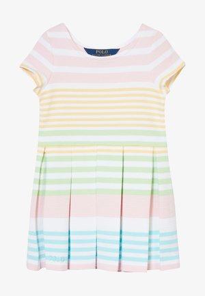DRESSES - Jumper dress - white multi