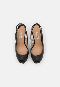 Guess - GINNIA - Platform heels - black - 5