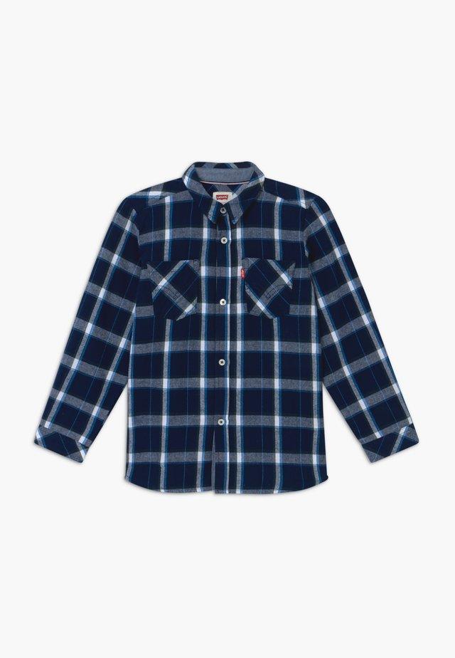 BUTTON UP - Skjorte - dark blue