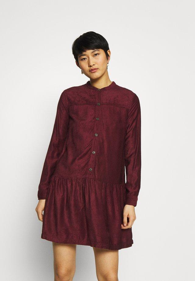 Shirt dress - shiraz